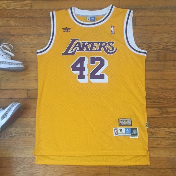 LA Lakers Jersey - James Worthy ⭐️